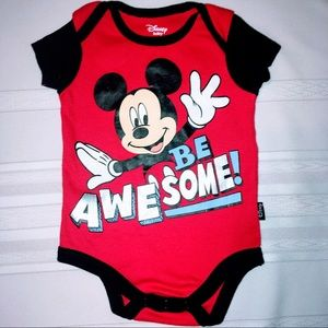 3 for $20 Mickey Mouse Onesie